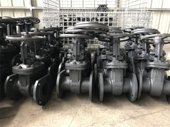 Wedge gate valve A+Z41T/W-10/16