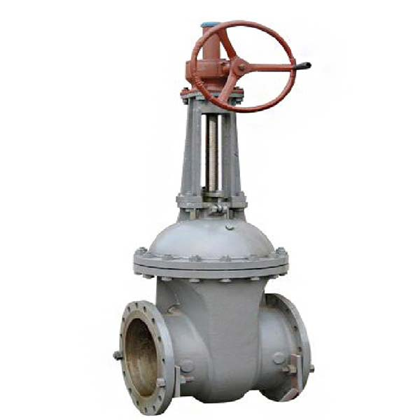 The working principle of the Russian standard gate valve
