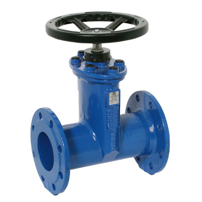 Flanged Pn16 Bronze Seat Gate Valve