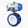 Worm Gear Wafer Lt Butterfly Valve Dn125 Low Price Butterfly Valve