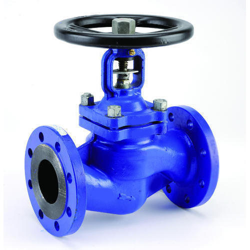 Cast Iron Flanged Type Globe Valve Ce Approval