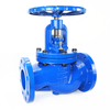 BS5152 PN16 Cast Iron Flange Type Globe Valve