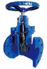 Gate Valve for Water & Oil