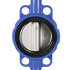 Extension shaft Wafer Butterfly Valve
