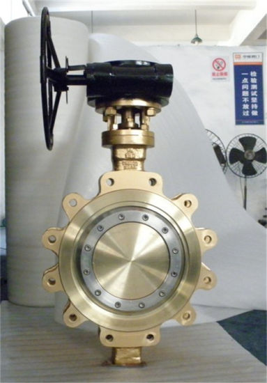Lug Butterfly Valve for Sea Water