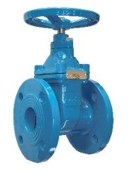 BS5163 Non-Ring Stem Gate Valve with Changeable O-Ring